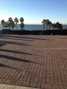 Paver Plaza long beach
